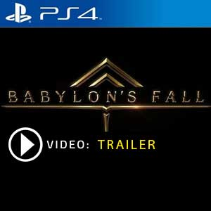 BABYLON'S FALL PS4 Prices Digital or Box Edition