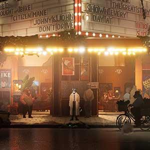 Backbone Cinema