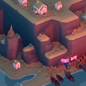 brutal real-time tactics roguelite
