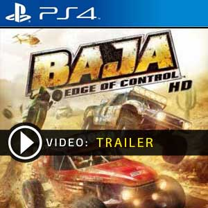 Baja Edge of Control HD PS4 Prices Digital or Box Edition