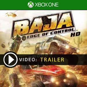 Baja Edge of Control HD Xbox One Prices Digital or Box Edition