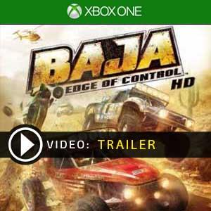 Baja Edge of Control HD Xbox One Prices Digital or Box Edition
