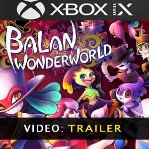 Balan Wonderworld Video Trailer