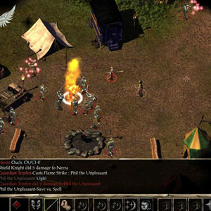 Baldurs Gate 2 Enhanced Edition Battlefield