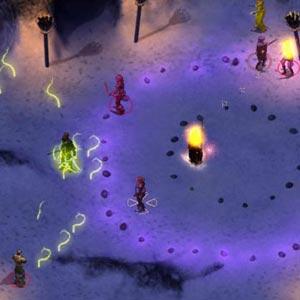 Baldur's Gate Enhanced Edition Mountain Cliff