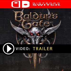 Baldur´s Gate Nintendo Switch Prices Digital or Box Edition