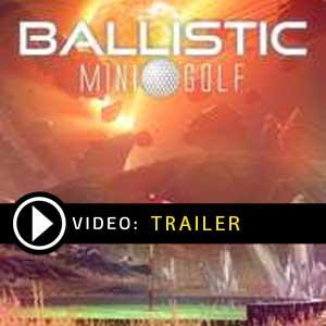 Buy Ballistic Mini Golf CD Key Compare Prices