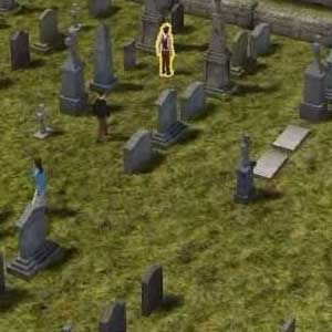 Banished - Cemetery