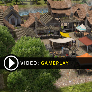 Banished Gameplay Video
