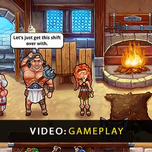 Barbarous Tavern of Emyr Gameplay Video