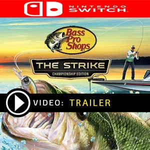 Bass Pro Shops The Strike Nintendo Switch Prices Digital or Box Edition