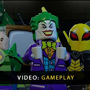 Lego Batman 3 Beyond Gotham Gameplay Video