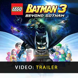 Buy Lego Batman 3 Beyond Gotham CD Key Compare Prices