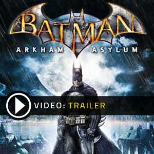 Buy Batman Arkham Asylum CD Key Compare Prices