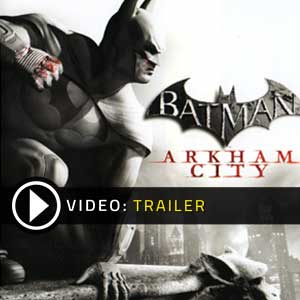 Buy Batman Arkham City CD Key Compare Prices