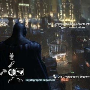 Batman Arkham Origins Target