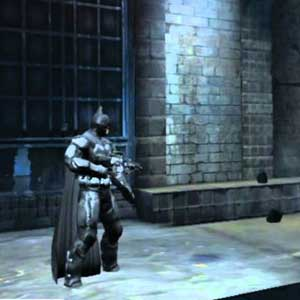 Batman Arkham Origins Blackgate Fight