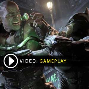 Batman Arkham Origins Blackgate Gameplay Video