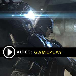 Batman Arkham Origins Gameplay Video