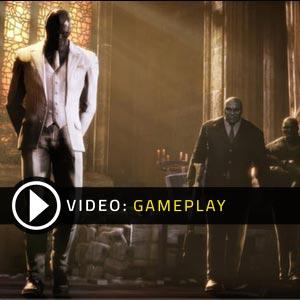 Batman Arkham Origins Gameplay Video