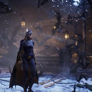 Batman Gotham Knights Batgirl