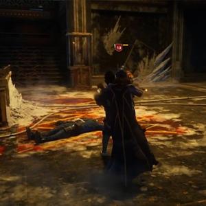 Batman Gotham Knights Attack