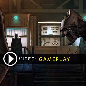 Batman The Enemy Within Gameplay Video