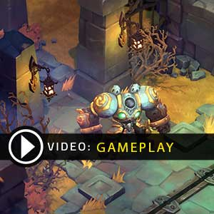 Battle Chasers Nightwar Gameplay Video