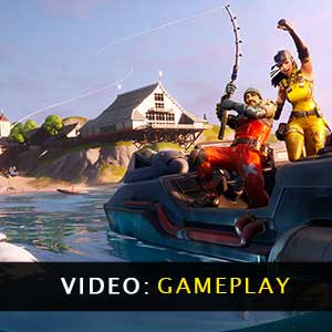 Fortnite Battle Royale Starter Pack Gameplay Video