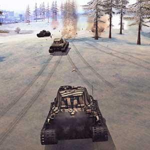 Rally tank attack