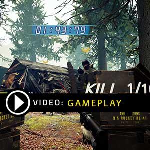 BATTLE X Arcade Gameplay Video