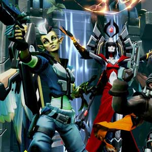 BattleBorn Xbox One Characters
