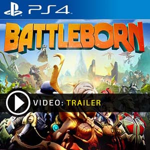 Battleborn PS4 Prices Digital or Physical Edition
