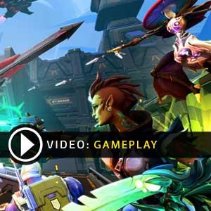 BattleBorn PS4 Vidéo Gameplay