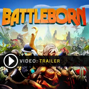 Buy BattleBorn CD Key Compare Prices