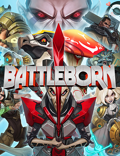 Battleborn Get To Know The Game Features