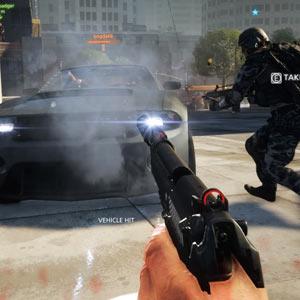 Battlefield Hardline Xbox One Police