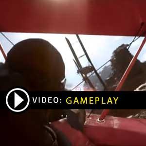 Battlefield 1 Barbed Wire Bat Gameplay Video
