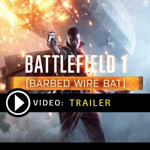 Buy Battlefield 1 Barbed Wire Bat CD Key Compare Prices