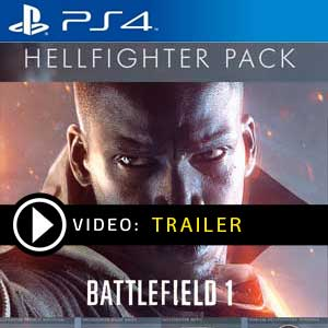 Battlefield 1 Hellfighter Pack PS4 Prices Digital or Box Edition