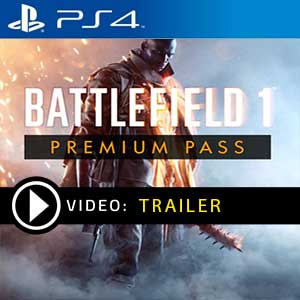 Battlefield 1 Premium Pass PS4 Prices Digital or Box Edition