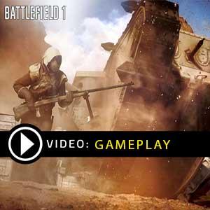 Battlefield 1 Premium Pass Gameplay Video