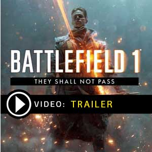 Buy Battlefield 1 They Shall Not Pass CD Key Compare Prices