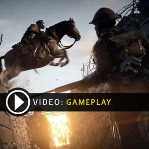 Gameplay Video of Battlefield 1