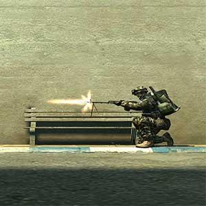 Battlefield 2 Shoot