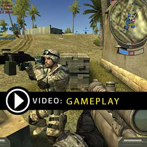 Battlefield 2 Gameplay Video