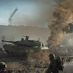 Battlefield 2042 Discarded