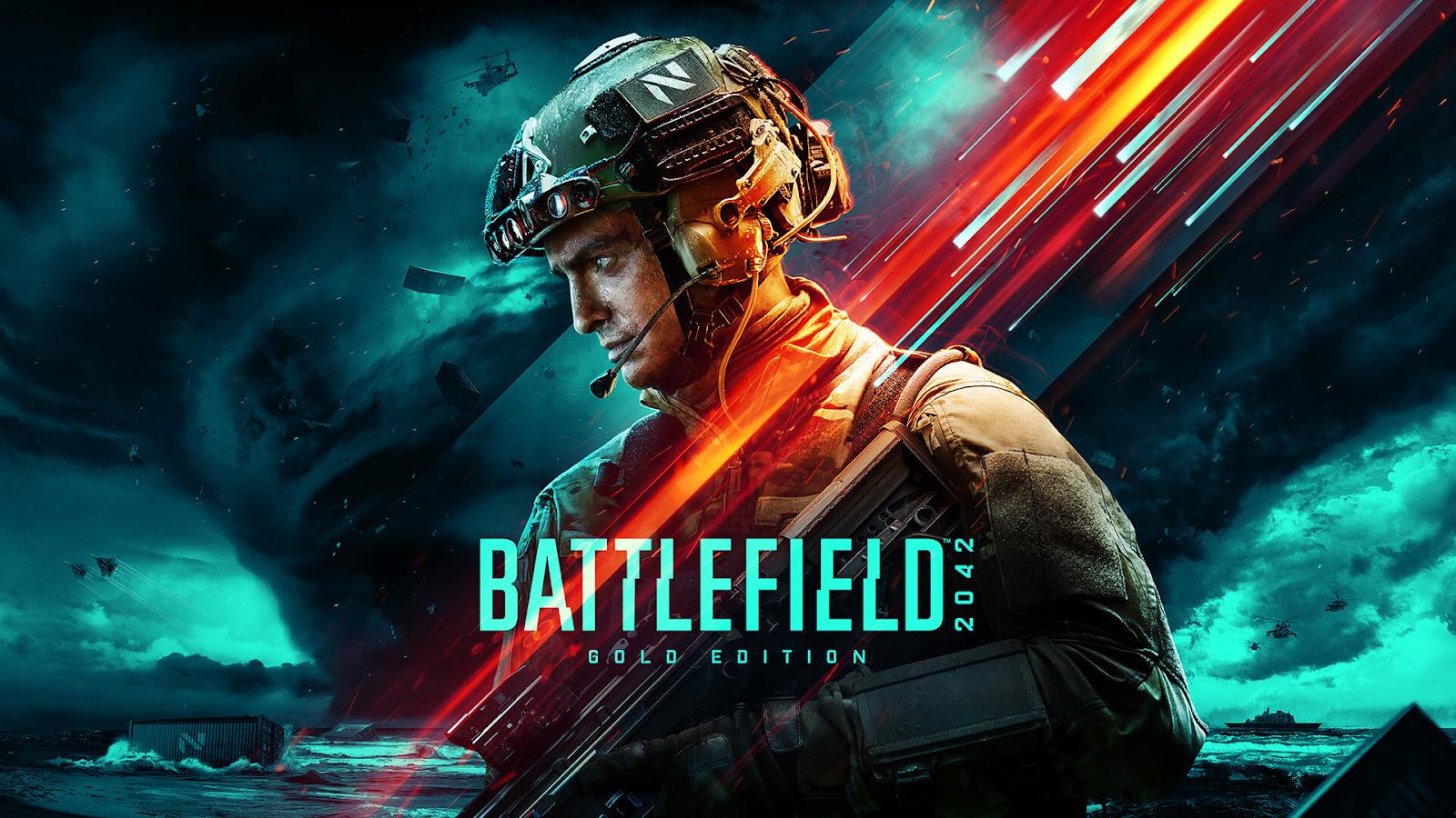 Buy Battlefield 2042 Gold Edition Digital Game Code