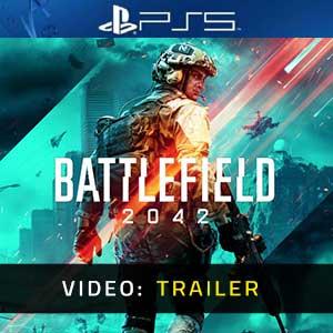 Battlefield 2042 PS5 Video Trailer