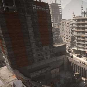 Battlefield 3 Aftermath Abandoned Buildings